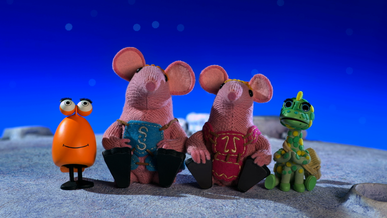 Clangers Makes China Market Move